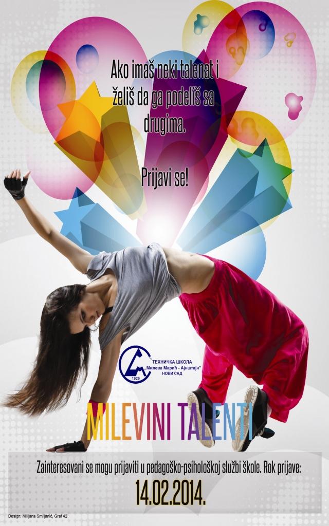 milevini talenti 2014